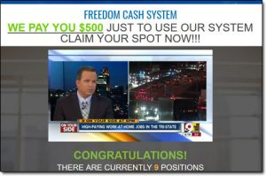 Freedom Cash System Homepage Thumb