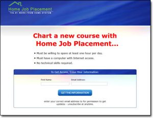Home Job Placement Screenshot Thumb