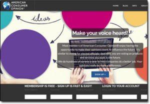 American Consumer Opinion Homepage Thumb