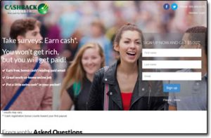 Cashback Research Homepage Thumbnail