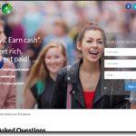 Cashback Research Homepage Screenshot