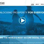 DasCoin Homepage