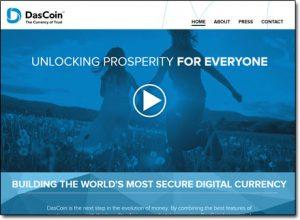 DasCoin Homepage Thumb