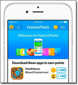 Feature Points App Example