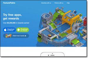 Feature Points App