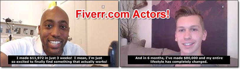 Fiverr Actors