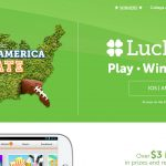 Lucktastic Homepage