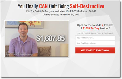7 Figure Profit Code Homepage