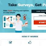 Survey Voices Homepage