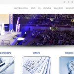 Team National Homepage Screenshot