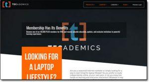 Tecademics Homepage