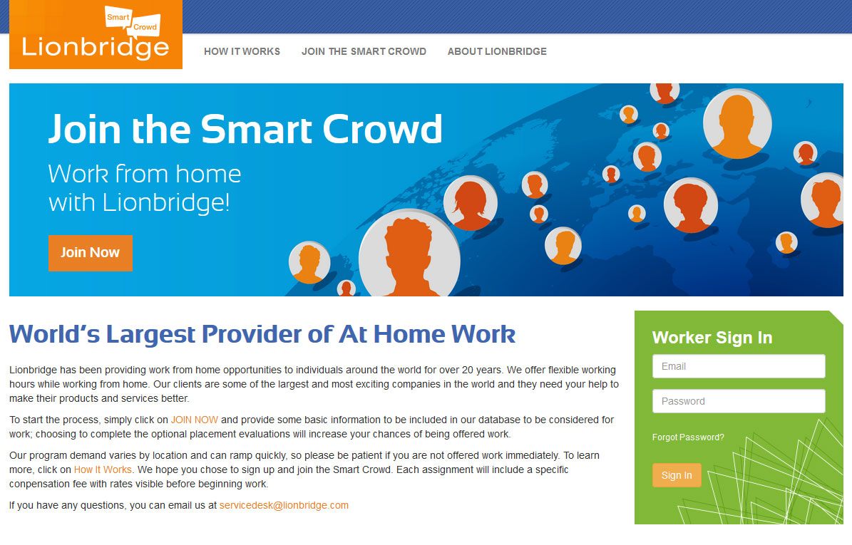 The Smart Crowd (Lionbridge) Review - Can You Really Make