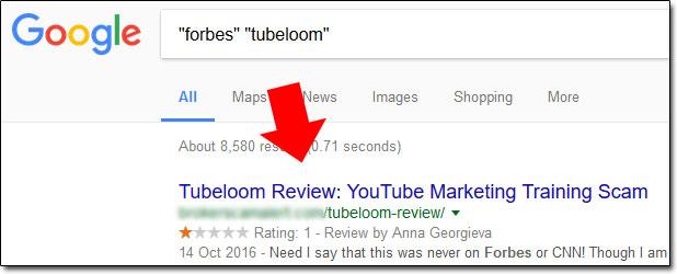 TubeLoom Forbes