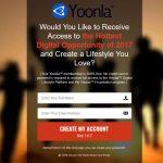 Yoonla Homepage