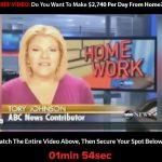 Your Home Biz Homepage Screenshot