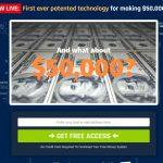 50K A Week System Homepage