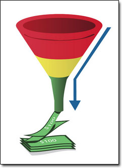 Ascending Sales Funnel