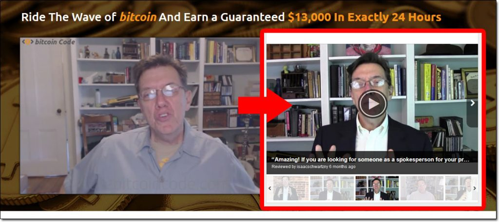 The Bitcoin Code Fiverr Actor
