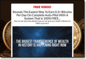 Bitcoins Wealth Club Homepage