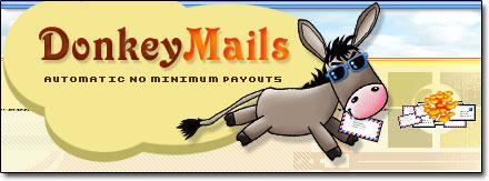 DonkeyMails Logo