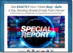 GIM System Guaranteed Income Machine Homepage