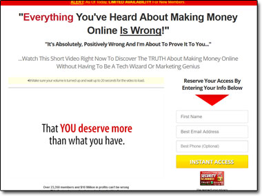 Home Biz Now Homepage