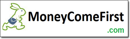 Money Come First Website Logo