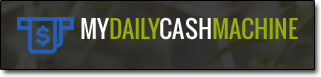 My Daily Cash Machine Logo
