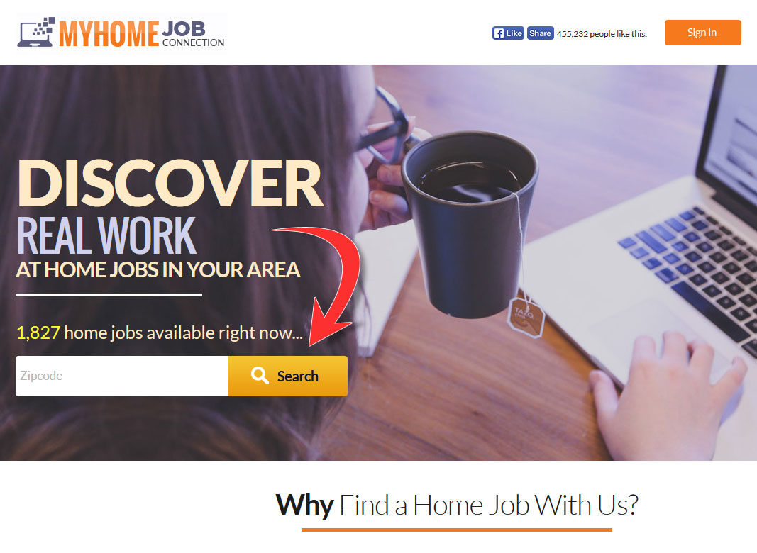 How To Find A Real Legit Work From Home Job