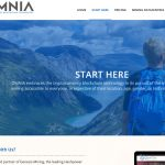 Omnia Tech Homepage