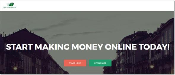 Online Net Career Website
