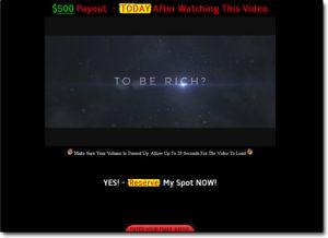 Retired Millionaire Homepage