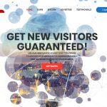 The Advert Platform Homepage