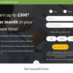 Top 10 Best Paid Surveys Homepage