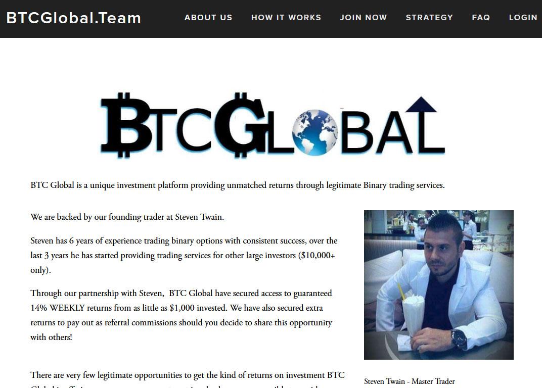 btc global team strategy