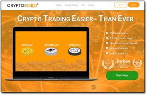 Cryptorobo Website Thumb