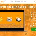Cryptorobo Website Screenshot