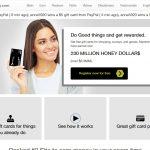 EarnHoney Website Screenshot