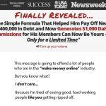 Jeff's 6 Figure Business System Website