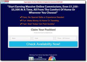 Massive Internet Profits Website