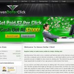 Seven Dollar Click Website