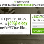 The Crypto Genius Website