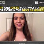 Copy Paste Commissions Website