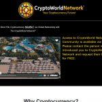 CryptoWorld Network Website