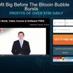 Bit Bubble Tech Website Screenshot
