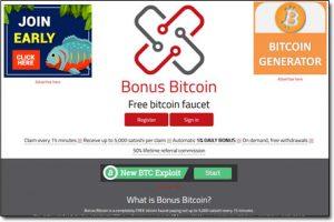 Trustable Bitcoin Faucets Bitcoin Through Stocks