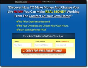 cash in on that passion scam or legit my review exposes this fake