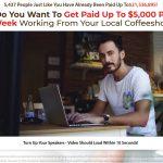 The Coffee Shop Lifestyle Secret Website Screenshot