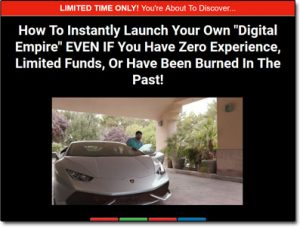 Internet Income Explained Website Screenshot