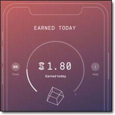 Sweatcoin App Earnings